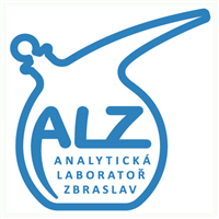 logo ALZ - Analytické laboratoře Zbraslav s.r.o.