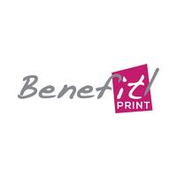 logo BENEFIT PRINT s.r.o.