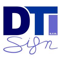 logo DTI Sign s.r.o.
