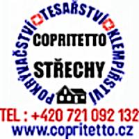 logo Copritetto - Střechy - Jaroslav Švejda