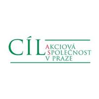 logo Cíl, akciová společnost v Praze