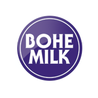 logo BOHEMILK, a.s.