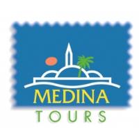 logo MEDINA TOURS s.r.o.