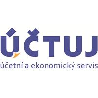 logo ÚČTUJ - účetní a ekonomický servis s.r.o.