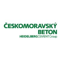 logo Českomoravský beton, a.s.